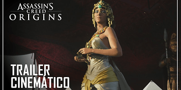 Assassin's Creed Origins: Trailer Cinemático - Gamescom