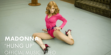 Madonna - Hung Up (Official Music Video)