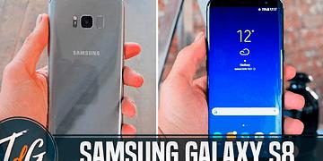Samsung Galaxy S8, primeras impresiones