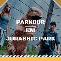 Não é cena de filme, é apenas Parkour!