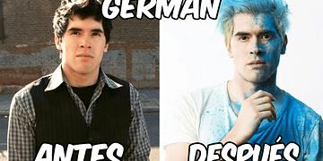 Youtubers Famosos Antes y Después 2017 😱