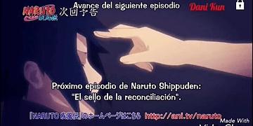 Naruto Shippuden Avances del próximo capítulo 478