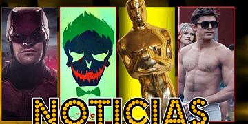 BuenosVecinos2, SuicideSquad, Deadpool, Oscar, SalmaHayek y más