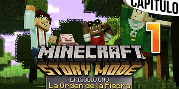 MINECRAFT: STORY MODE | Ep. 1 Cap. 1 SOMOS LA ORDEN DEL CERDO | Gameplay en Español