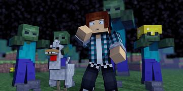 Minecraft - 10 Curiosidades Sobre o ZUMBI !!
