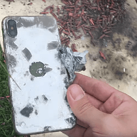 Mira las formas mas creativas de destruir el nuevo Iphone X
