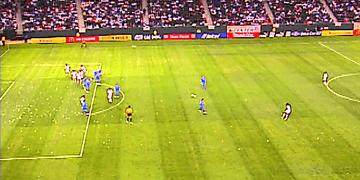 Best Historic Gold Cup Goals - Silvio Spann - TRI vs SLV