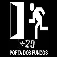 Os 20 videos mais vistos do canal de humor Porta Dos Fundos