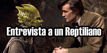 El Misterio de la Entrevista a un Reptiliano