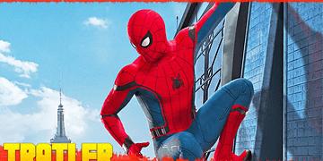 Spider-Man: Homecoming (2017) Nuevo Tráiler Oficial #2 Español