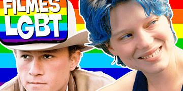 A HISTÓRIA LGBT NO CINEMA! #PROUDTOBE #ORGULHODESER