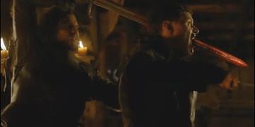 Jon Snow contra Karl | Juego de Tronos Español HD