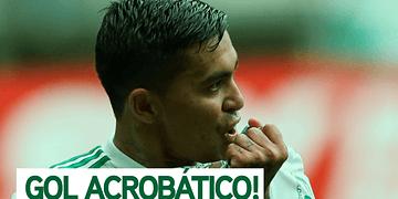 Gols - Fluminense 0 x 2 Palmeiras - Brasileirão 2016 - 1º tempo