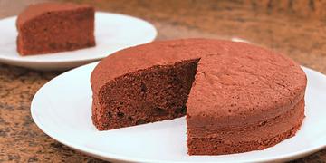 Bizcocho de Chocolate Básico | Fácil Delicioso y Esponjoso