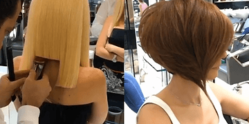 Cortes de Cabello y Transformación de Color por Mouniiiir Haircut and Color 2017