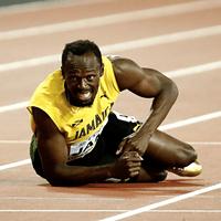Usian Bolt se machucou na última corrida da carreira mas ele ainda é a lenda! Conheça os feitos históricos e recordes mundiais do jamaicano conhecido como o homem mais veloz do mundo.