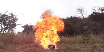 5 Experimentos Incríveis com Fogo