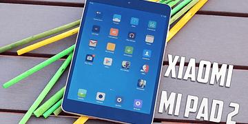 Xiaomi Mi Pad 2, review en español