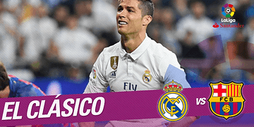 El Clasico- Cristiano Ronaldo game
