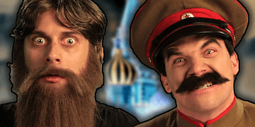 Rasputín vs Stalin. (Subtítulos en Español). Epic Rap Battles of History Season 2 Final.