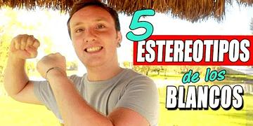 Los 5 ESTEREOTIPOS Más Comunes de los BLANCOS en México! - Británico Hablando Español