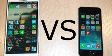 Android VS iOS: La comparativa